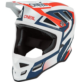 O'Neal Blade Hyperlite Casque, blue/red